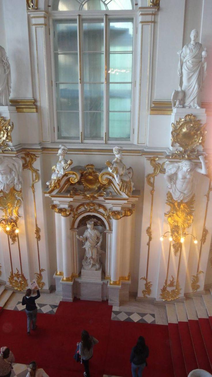 Museo Hermitage - Palacio de Invierno - San Petersburgo, Rusia.