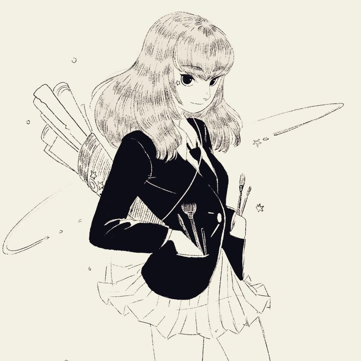 Magical Art Academy #character #design
