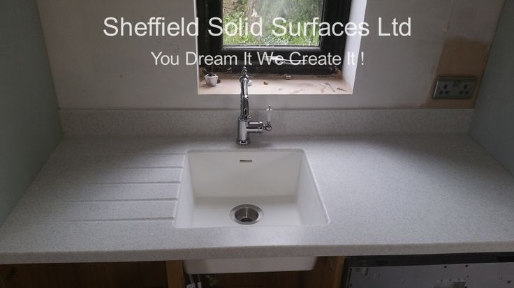 Corian Worktops by Sheffield Solid Surfaces