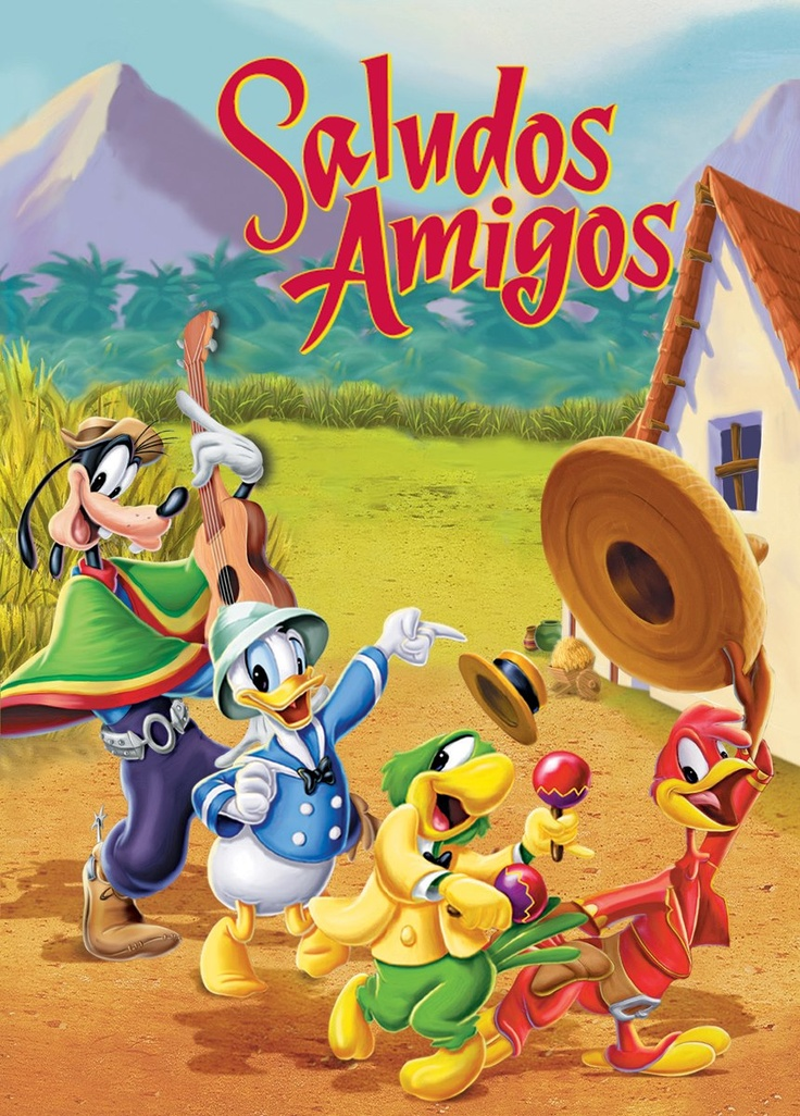 43 best images about disney saludos amigos on pinterest