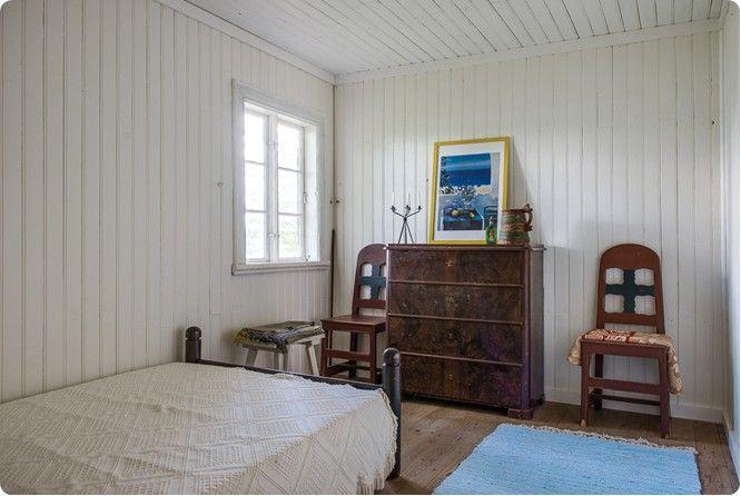 Bedroom http://www.kabin.nu/
