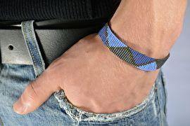 Miyuki armband voor heren.