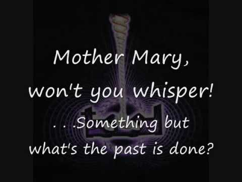 Tool - sober with lyrics very simple vid with a great song ...