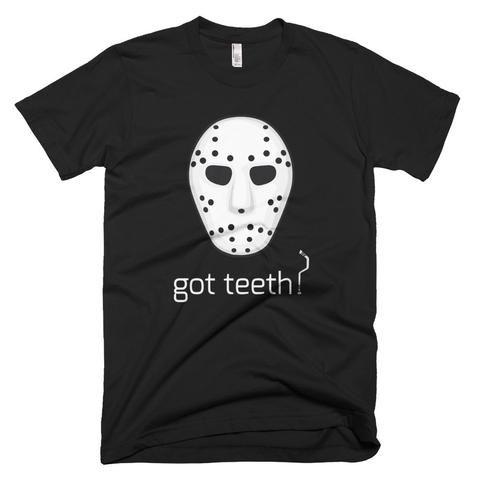 Got Teeth-Short sleeve men's t-shirt