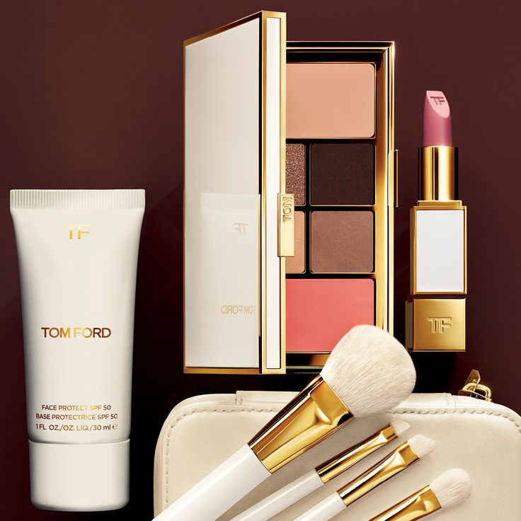 Introducing new TOM FORD Soleil Lip Foil, Dry Body Oil, coordinating Eye and Cheek Palettes and more.  http://tmfrd.co/WinterSoleil #TOMFORD #TFBEAUTY #TFSOLEIL