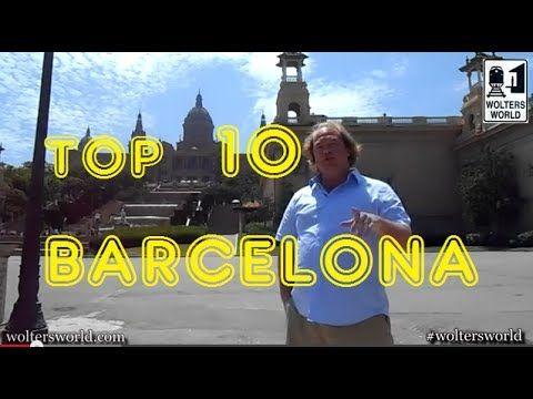 Visit Barcelona - Top 10 Sites in Barcelona, Spain - YouTube