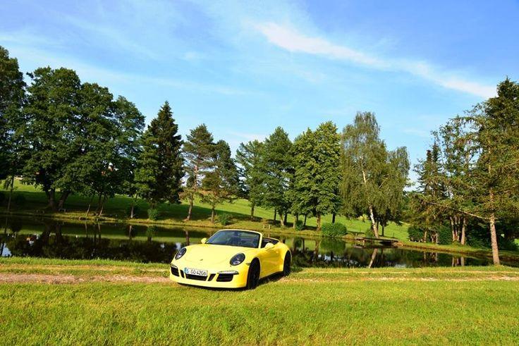 Porsche 911 Carrera GTS Cabriolet – Den Fahrbericht dazu gibt es auf Neuwagen.de…