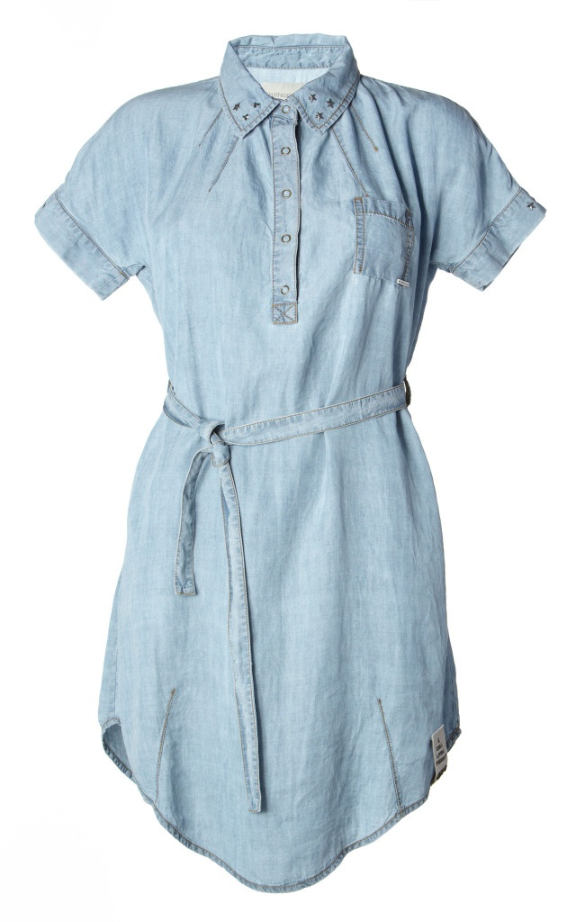 Button Dress from Chill Norway at http://www.frydbutikken.no