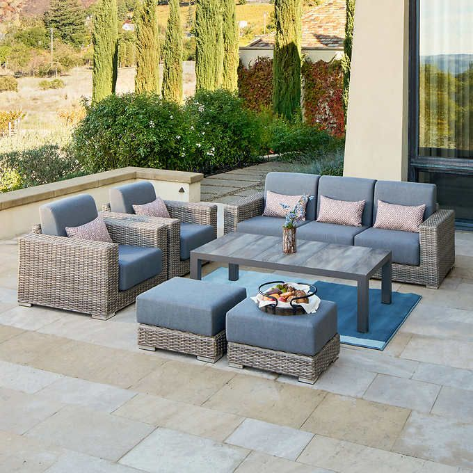 Patio Image By Angela Wright Patio Furniture Layout