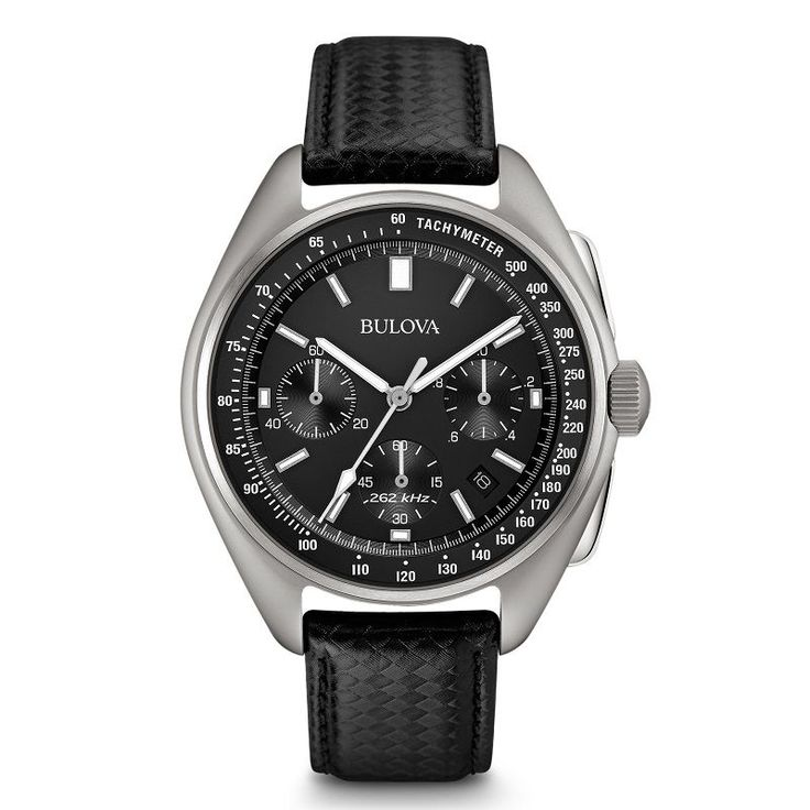 Bulova Special Edition Moon Chronograph Watch 96B251 #Bulova #Watch #BulovaWatch #SpecialEdition #Moon #Chronograph