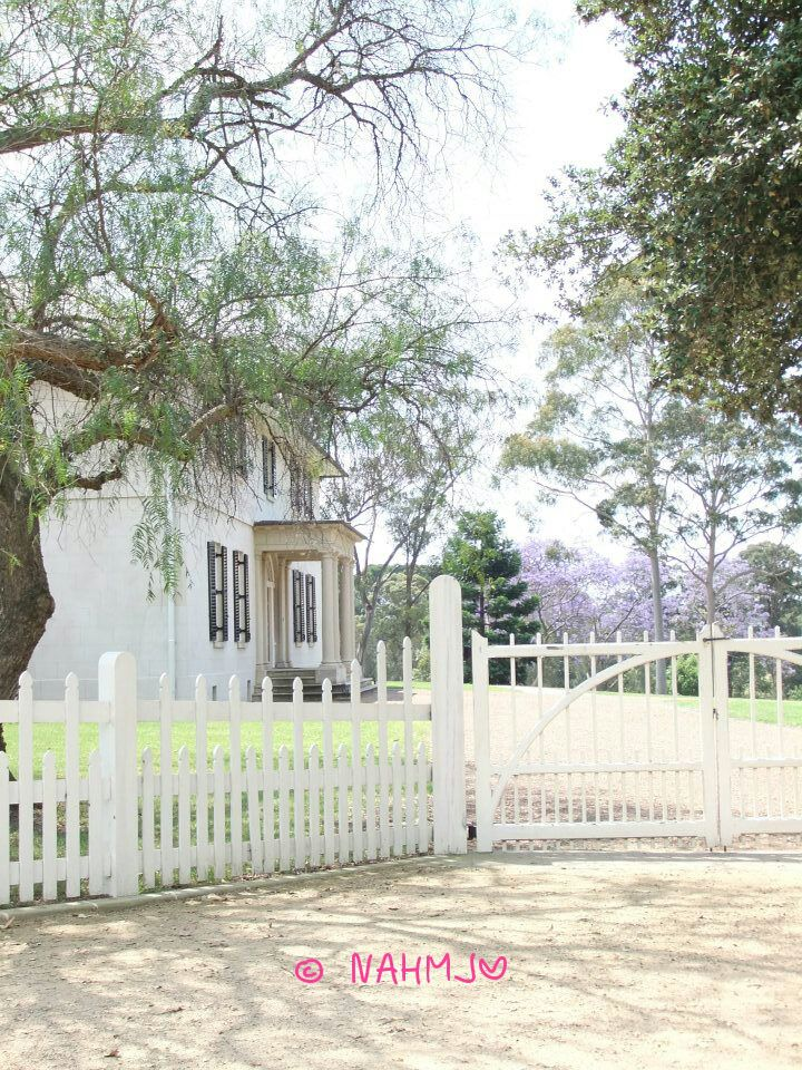 Parramatta - Old Government House