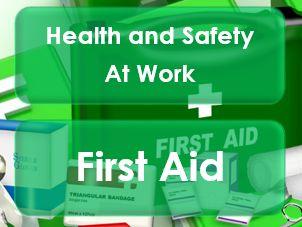 Employability Skills: Health and Safety: First Aid Quiz