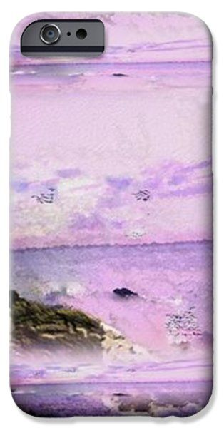 A Poets Expression iPhone Case by Marco Reynolds