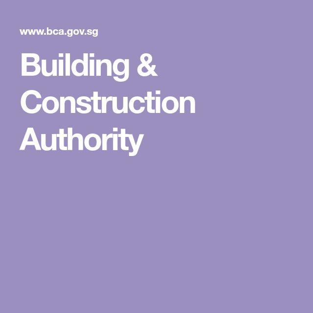 Building & Construction Authority