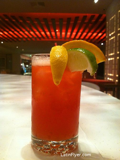 Rum Punch, my most favorite!