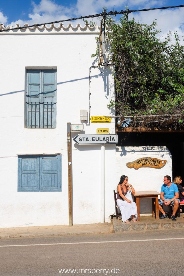 IBIZA und die legendäre Anita Bar in Sant Carles