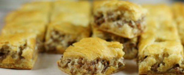 Tastee Recipe Three Wise Men Sausage Biscuit Bites - There are Only 3-Ingredients In These! - Page 2 of 2 - Tastee Recipe