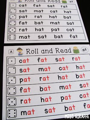 Resources for teaching reading fluency and directions for how to use them!! These come in a ton of different phonics sounds and many levels of each!
