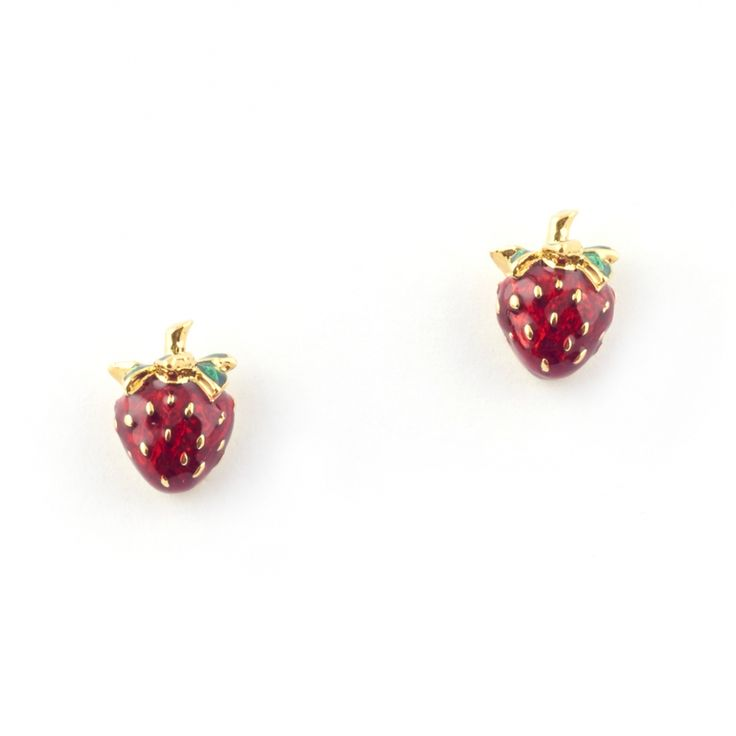 Summer Strawberry Earring | Fashion Jewellery