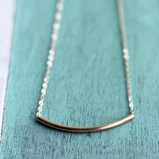 a bend in the river necklace