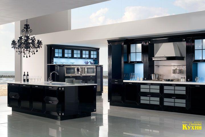 """Варианты кухни """"Серджио"""" на заказ от фабрики мебели """"Стильные кухни"""""""