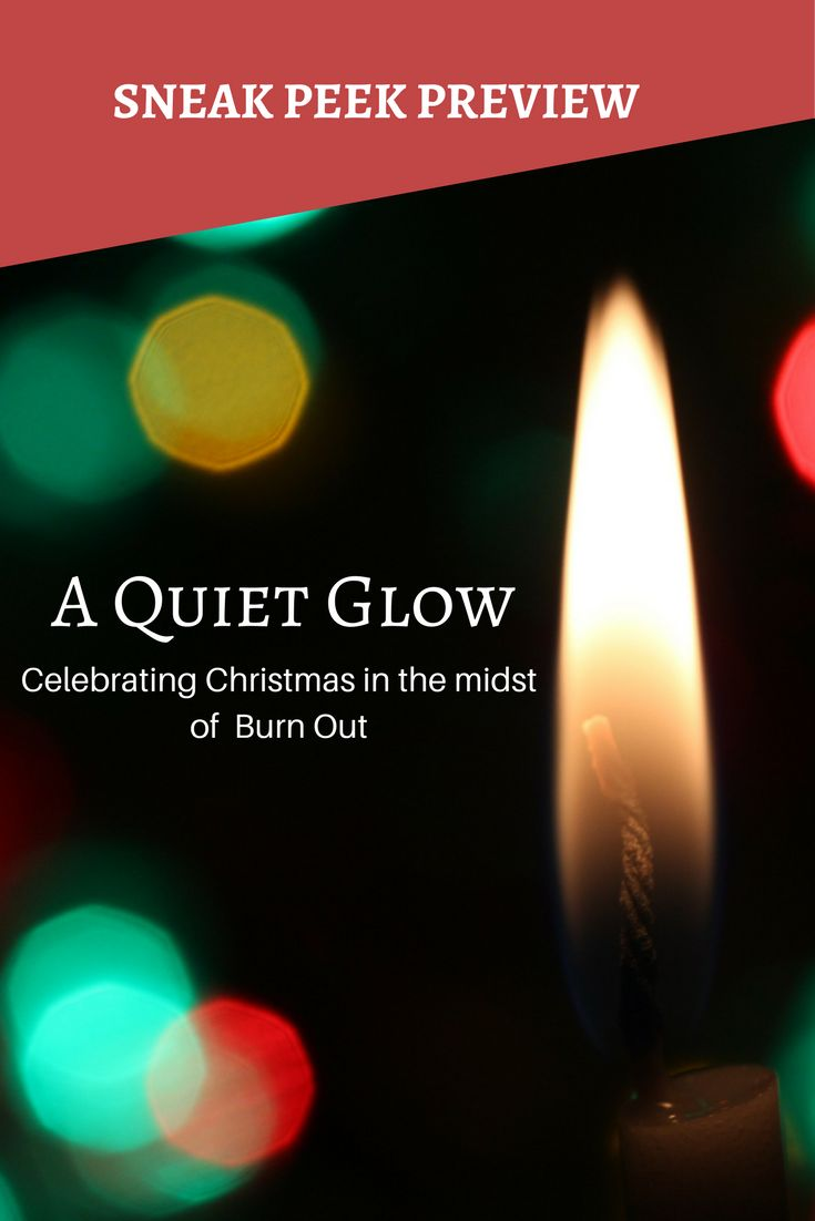 Get a sneak peek at my Christmas Bundle -  a resource on how to celebrate Christmas in the midst of burn out