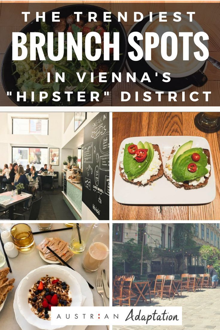 Of all the districts in Vienna, the 7th is undoubtedly overflowing in coffee shops, edgy fashion, coffee and art stores and many delicious brunch spots.These 7 top restaurants are provided by a local who gives tips for getting a table, prices, and breakfast or lunch menu suggestions. #VIenna #Austria #brunch #restaurants #traveltips #travelblog
