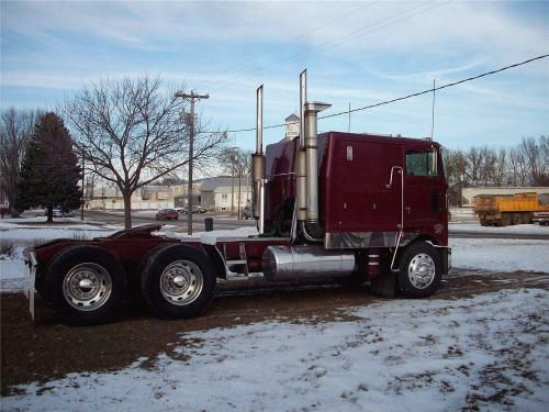 Old Peterbilt   To change image, hover mouse over thumbnails below