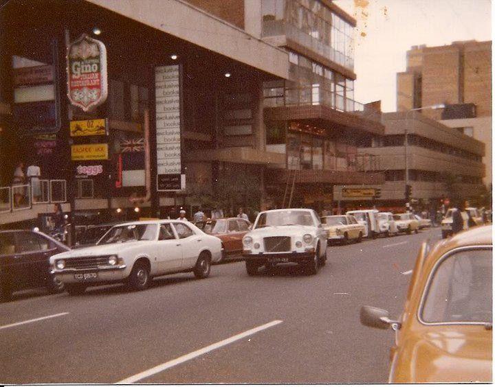 Pretoria Street. Hillbrow