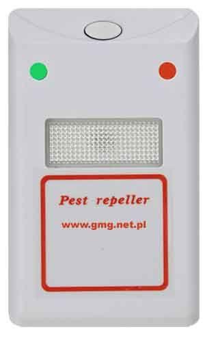 odstraszacz na kuny szczury myszy prusaki karaluchy pająki RIDEX