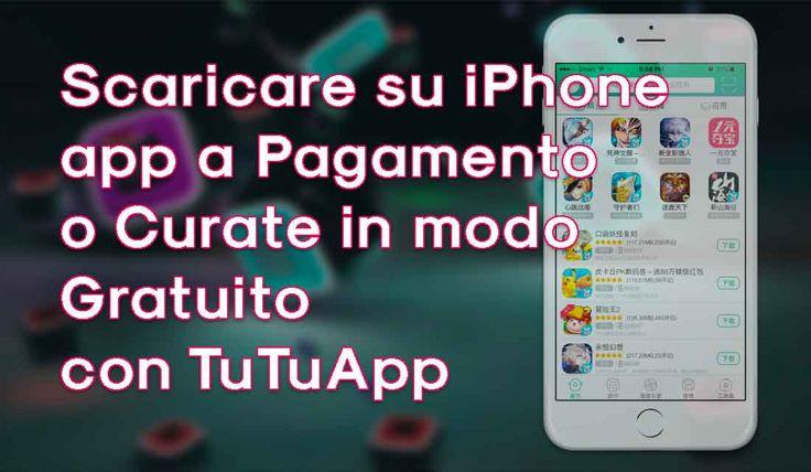 Gli iPhone si aggiornano e con loro gli store alternativi per poter scaricare applicazioni a pagamento o curate in modo totalmente gratuito con TuTuApp.