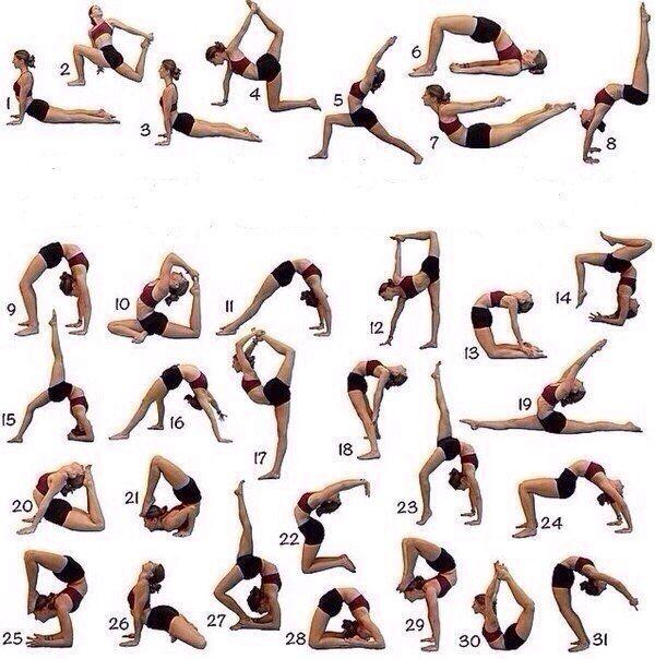 Гимнастика | Растяжка | Садимся на шпагат