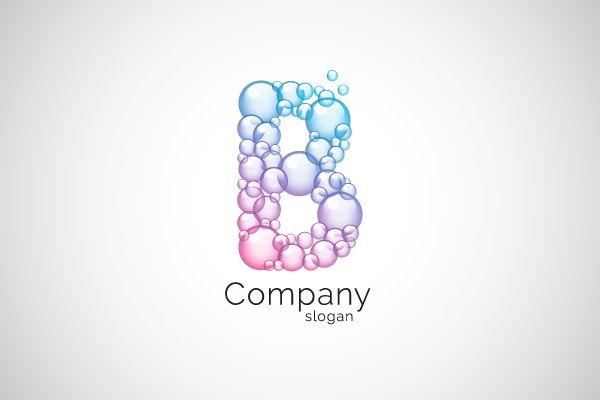 Logo for sale: Bubble B Logo