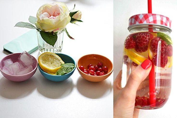 Elles fleurissent sur Instagram, envahissent la toile et vos bureaux... Qui ? Les Detox Water, les boissons qui promettent de dézinguer les toxines. Mon Vanity Idéal vous en propose une recette.