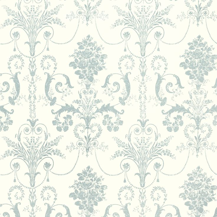Duck egg blue wallpaper YUM
