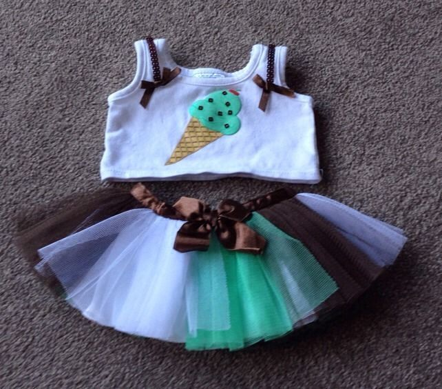 Build A Bear Two Piece Outfit