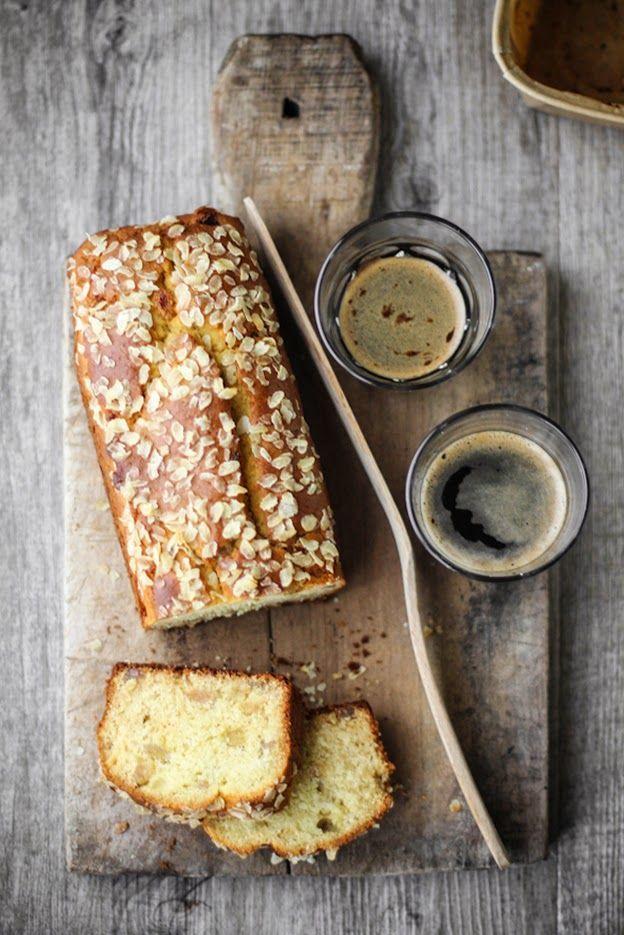 - VANIGLIA - storie di cucina: Cake gluten free alla ricotta con olio, fiocchi e farina di riso