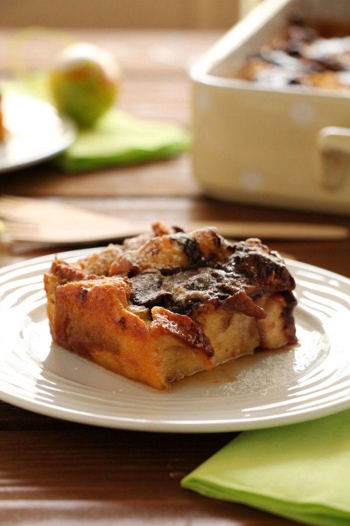 Πάσχα στην κουζίνα: Πουτίγκα με τσουρέκι και nutella - Craftaholic