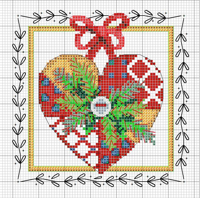 Cross Stitch *♥* Christmas Noël