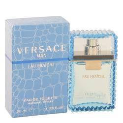 Versace Man Eau Fraiche Eau De Toilette Spray (Blue) By Versace  #smell #I #good #here #shop