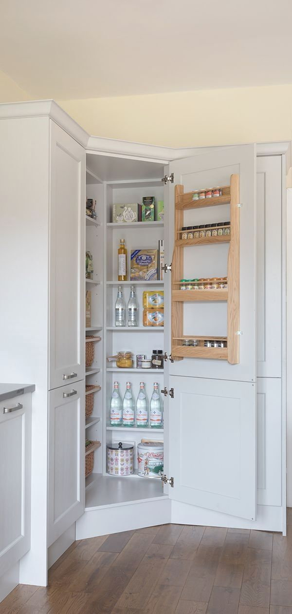 22+ Pantry shaker cabinets type