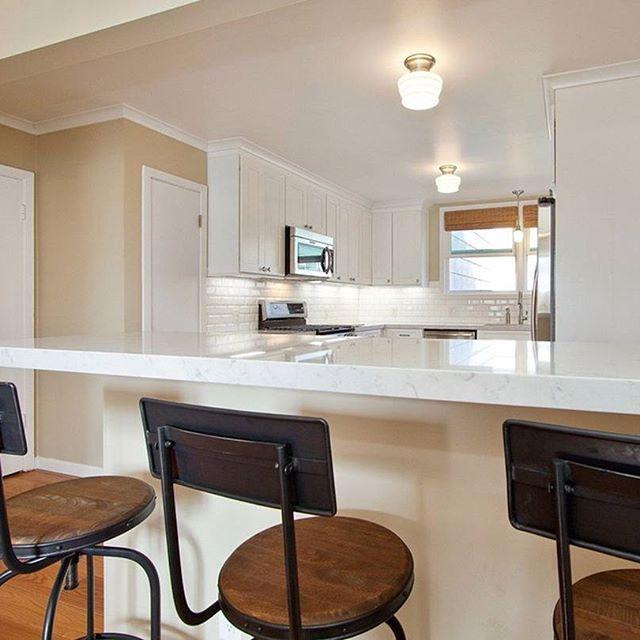 524 Best Caesarstone Kitchens Images On Pinterest: 103 Best Caesarstone 5141 Frosty Carrina Images On Pinterest