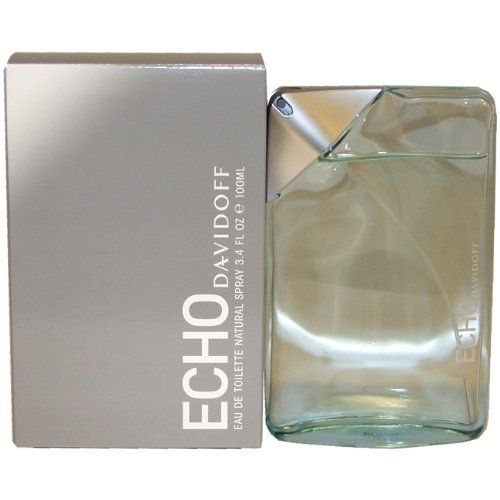 Davidoff ECHO Eau de Toilette Natural Spray 100ml. 3.4 FL OZ by Parfums Davidoff Paris. Save 58 Off!. $28.00. This item is not for sale in Catalina Island. Made in France. Davidoff ECHO Eau de Toilette Natural Spray 100ml. 3.4 FL OZ