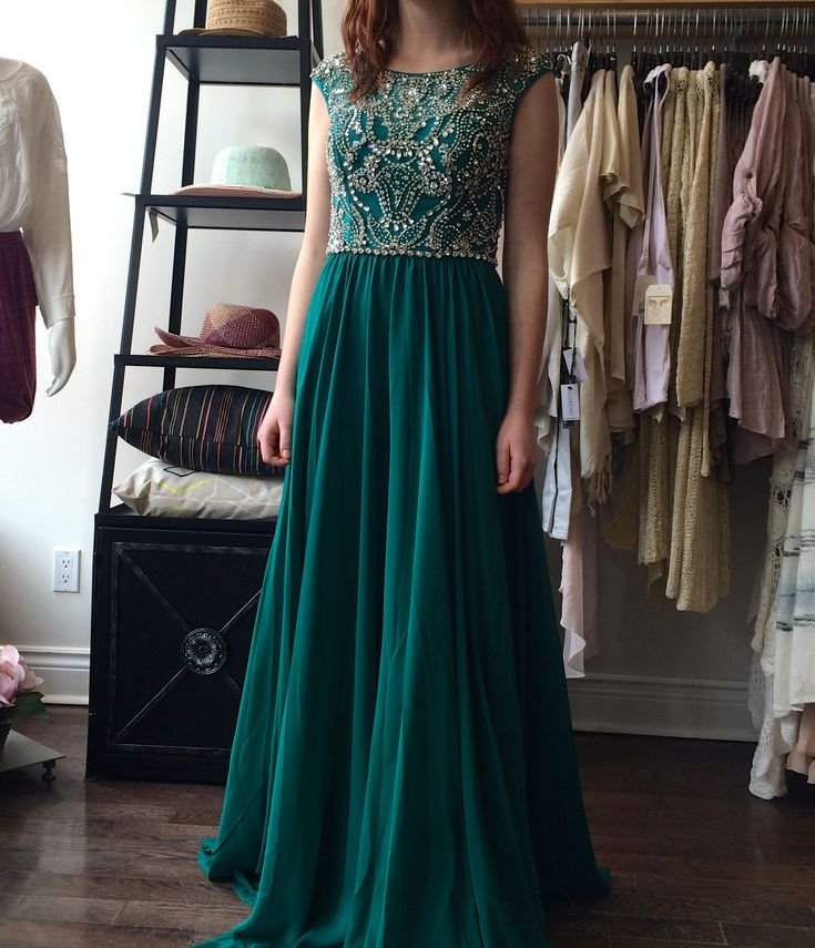25  best ideas about Teal prom dresses on Pinterest | Pretty ...