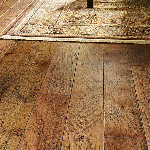 1000+ Ideas About Hickory Flooring On Pinterest