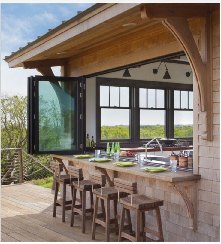 Best 25 Small Outdoor Kitchens Ideas On Pinterest: Best 25+ Deck Bar Ideas On Pinterest