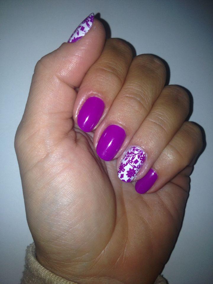 Fluo violet