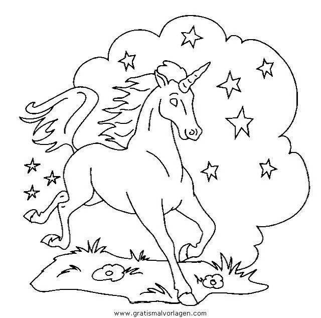 Gratis Malvorlage Einhorner 54 In Einhorner Fantasie Zum Ausdrucken Und Ausmalen Ausmalbilder Einhorn Zum Ausmalen Ausmalbilder Pferde