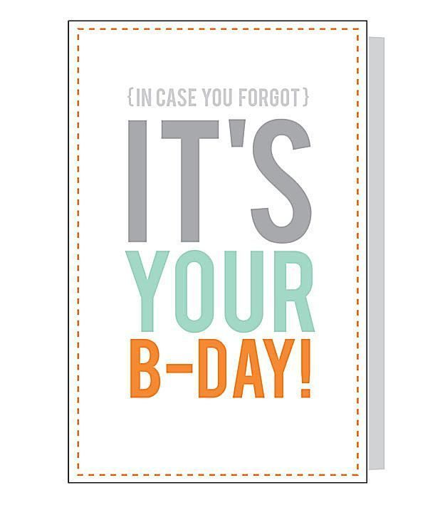 15 Free Printable Birthday Cards That Look Like You Bought Them  Free Printable Birthday Card Template