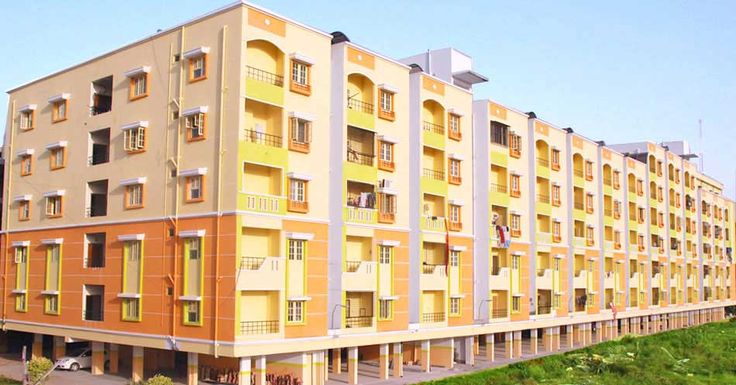 Environenviron Towers Nagole by Environ Estates Pvt Ltd in Hyderabad West